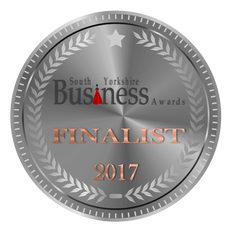 South Yorkshire Business Awards Finalist 2017